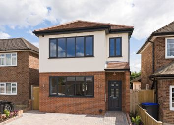 Thumbnail 4 bed detached house for sale in Broadfields, East Molesey, Surrey