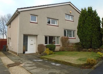 Thumbnail 3 bed semi-detached house to rent in Curriehill Castle Drive, Balerno
