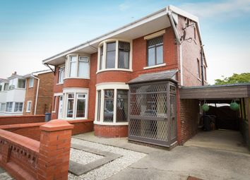 Thumbnail 4 bed semi-detached house for sale in Bamton Avenue, Blackpool