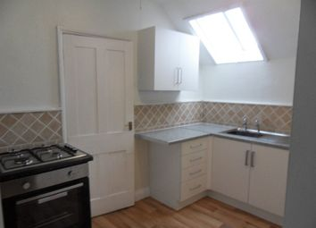 Thumbnail 2 bedroom flat to rent in Derby Road, Heanor, Derbyshire