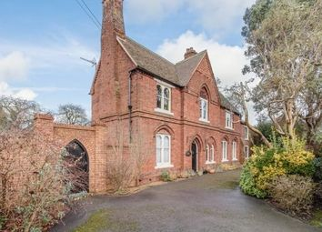 Thumbnail 7 bed detached house for sale in Rectory Road, Outwell, Wisbech