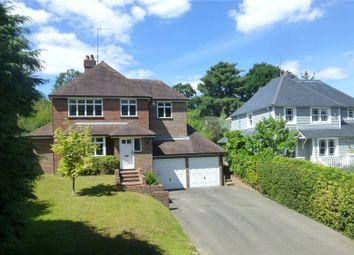 Thumbnail 4 bed detached house for sale in Hoe Lane, Abinger Hammer, Dorking, Surrey