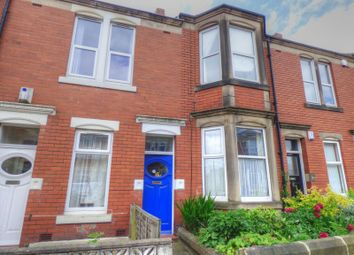 Thumbnail 3 bed flat for sale in Sackville Road, Heaton, Newcastle Upon Tyne