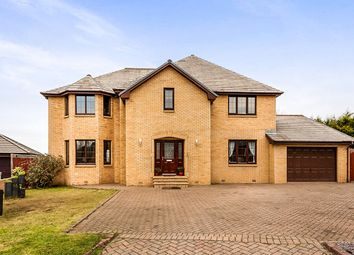Thumbnail 5 bedroom detached house for sale in Mcgahey Court Stobhill Road, Newtongrange, Dalkeith