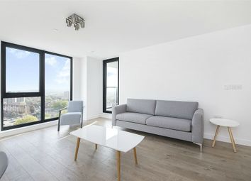 Thumbnail 1 bed flat for sale in Chancellor House, 395 Rotherhithe New Road, London
