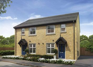 Thumbnail 3 bed semi-detached house for sale in Dilworth Lane, Longridge, Preston