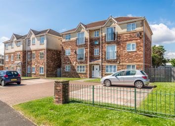 Thumbnail 1 bed flat for sale in Praetorian Drive, Wallsend, Newcastle Upon Tyne