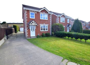 Thumbnail 3 bed detached house for sale in Beaulieu View, Mapplewell, Barnsley