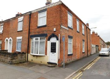 Thumbnail 2 bed end terrace house for sale in Marston Road, Stafford
