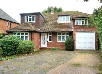 Thumbnail 4 bed detached house for sale in Penton Road, Staines-Upon-Thames