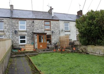 Thumbnail 2 bed terraced house for sale in Victoria Terrace, Nanpean, St. Austell