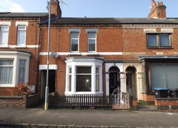 Thumbnail 3 bed terraced house for sale in Caxton Street, Market Harborough, Leicestershire