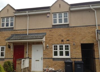 Thumbnail 2 bed town house to rent in Chellwood Drive, Bradford 15, West Yorkshire