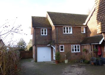 Thumbnail 3 bed end terrace house to rent in Crossways Road, Grayshott, Hindhead