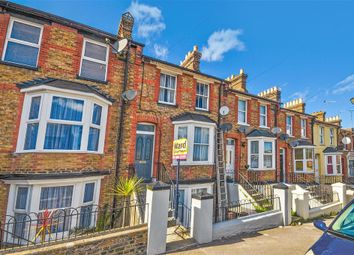 Thumbnail 4 bed terraced house for sale in Percy Road, Ramsgate, Kent