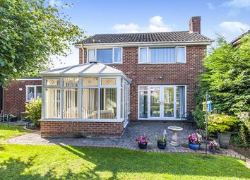 Thumbnail 3 bed detached house for sale in Butterfield Grove, Eaglescliffe, Stockton-On-Tees