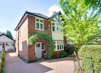 Thumbnail 3 bed semi-detached house for sale in Fairview Road, Woodthorpe, Nottingham