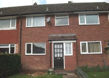 3 bed terraced house to rent in Carroll Avenue, Kings Acre, Hereford HR4