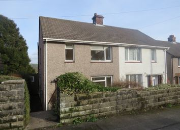 Thumbnail 2 bed semi-detached house for sale in Lon Heddwch, Clydach, Swansea