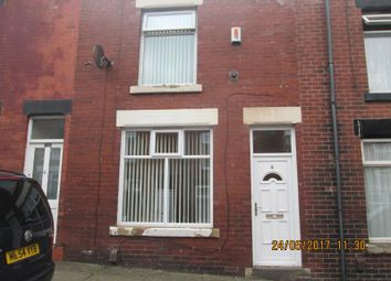 Thumbnail 2 bed terraced house to rent in Fortune Street, Great Lever, Bolton