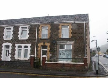 Thumbnail 1 bed property for sale in Oakwood Street, Port Talbot, Neath Port Talbot.