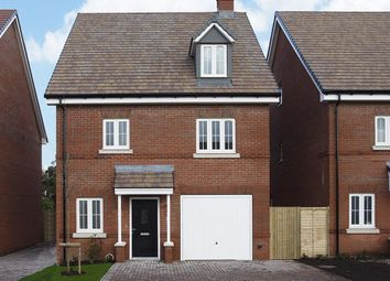 """Thumbnail 4 bedroom detached house for sale in """"Bramley"""" at New Bridge Road, Cranleigh"""