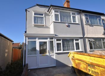 Thumbnail Semi-detached house for sale in Cavendish Road, New Malden