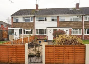 Thumbnail 3 bed terraced house for sale in Sackville Close, Stratford-Upon-Avon