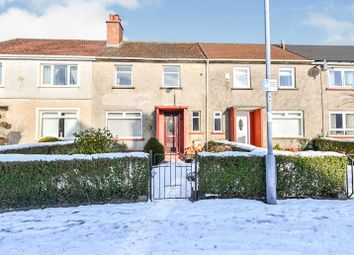 Thumbnail 2 bed terraced house for sale in Dalmeny Drive, Barrhead, Glasgow