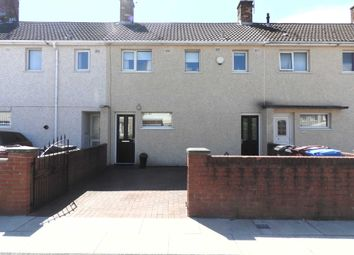Thumbnail 3 bed terraced house for sale in Lyelake Road, Kirkby, Liverpool