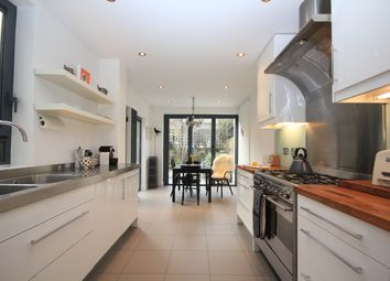 Thumbnail 3 bed terraced house for sale in Senrab Street, London