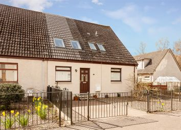 Thumbnail 3 bed end terrace house for sale in Birch Avenue, Scone, Perth