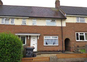 Thumbnail 2 bed terraced house for sale in Whiston Road, Kingsthorpe, Northampton