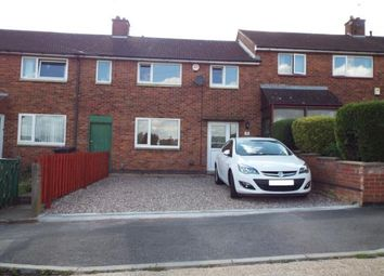 Thumbnail 3 bed terraced house for sale in Newlyn Parade, Netherhall, Leicester, Leicestershire