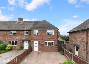 Thumbnail 3 bed end terrace house for sale in Tylers Close, Godstone