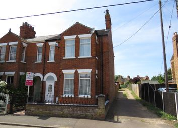 Thumbnail 3 bedroom semi-detached house for sale in Poplar Avenue, Heacham, King's Lynn