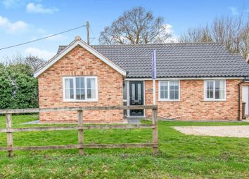 Thumbnail 3 bedroom bungalow to rent in Morley Road, Attleborough