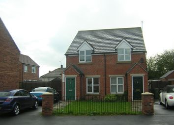 Thumbnail 2 bed semi-detached house to rent in Greyfriars Close, Ahby, Scunthorpe
