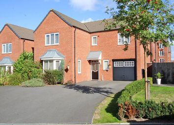 Thumbnail 4 bed detached house for sale in Newlove Avenue, St Helens