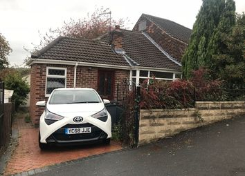 Thumbnail 3 bed bungalow to rent in Sunset Road, Meanwood, Leeds