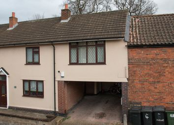 Thumbnail 5 bed semi-detached house to rent in Dragwell, Kegworth, Derby