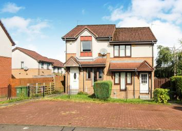 Thumbnail 2 bed semi-detached house for sale in Scarrel Gardens, Glasgow