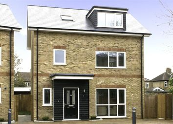 Thumbnail 3 bed property for sale in Emerson Mews, Montem Road, New Malden, Surrey