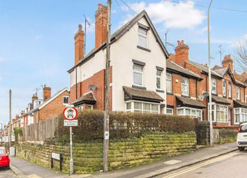 Foljambe Road, Chesterfield S40. 4 bed terraced house for sale