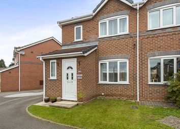 Thumbnail 3 bed semi-detached house for sale in Gypsy Lane, Townville, Castleford