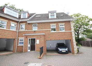 Thumbnail 2 bed flat to rent in Connaught Road, Fleet