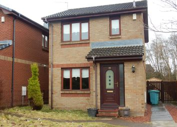 Thumbnail 3 bedroom detached house to rent in Carroll Crescent, Newarthill, Motherwell
