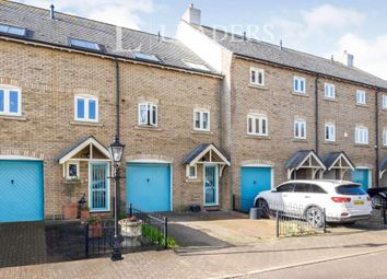 Thumbnail 3 bed terraced house to rent in Enderbys Wharf, London Road, St. Ives, Huntingdon