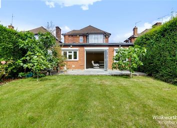 Thumbnail 4 bed detached house for sale in Beverley Drive, Edgware