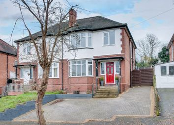 Thumbnail 3 bed semi-detached house for sale in 23 Abbey Road, Enfield, Redditch